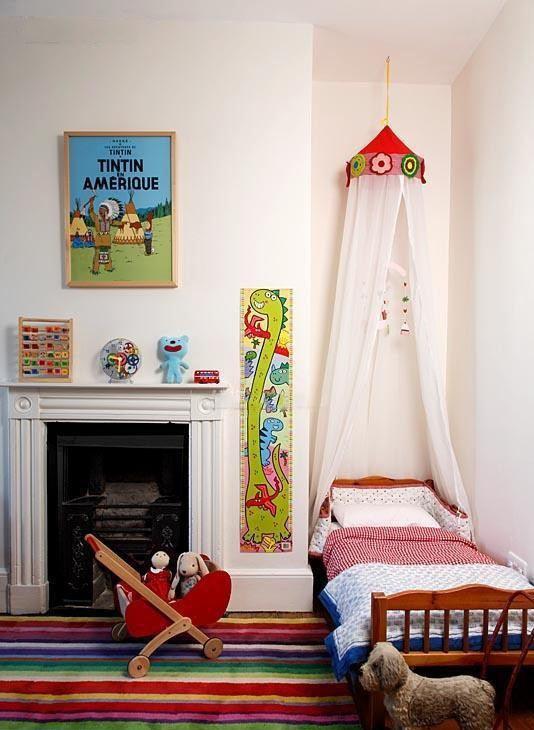 东南亚设计室内儿童房图片欣赏