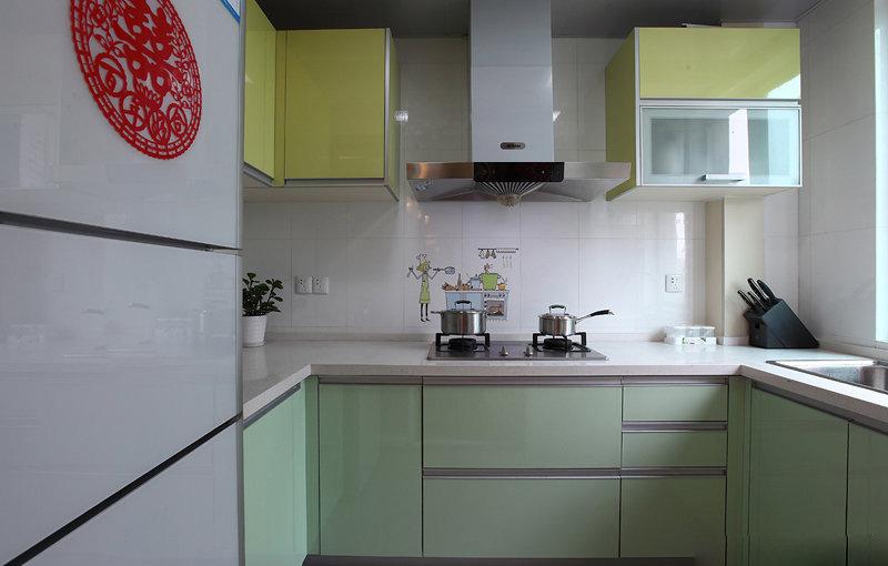小户型厨房装修实例