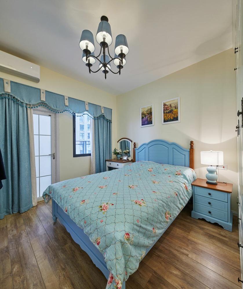 北欧风格卧室室内设计效果图欣赏