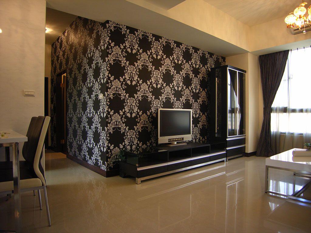 家居設計電視背景墻裝修