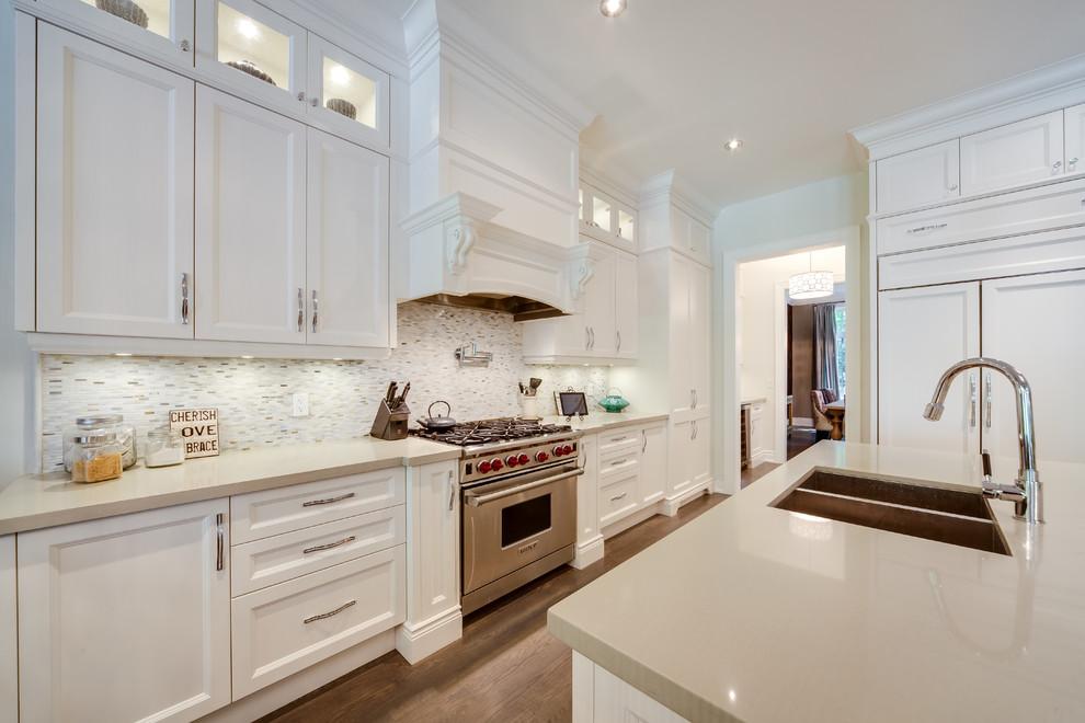 北欧风格室内装修效果图三室两厅欧式厨房装修效果图设计欣赏