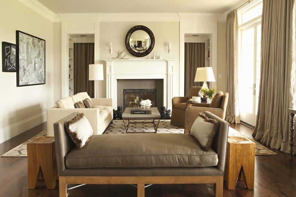 育林别墅简欧风格loft欧式客厅装修效果图设计欣赏
