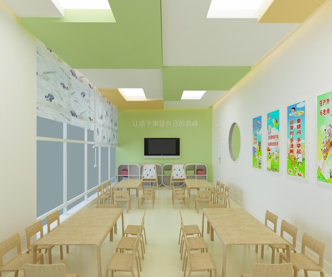 私立幼儿园中班墙面布置图片