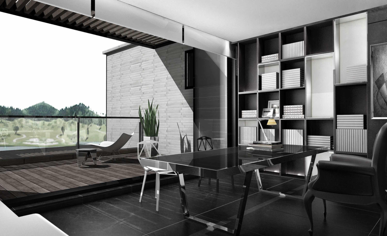 阳台简约风格装修设计 - 装修效果图 - 九正家居网