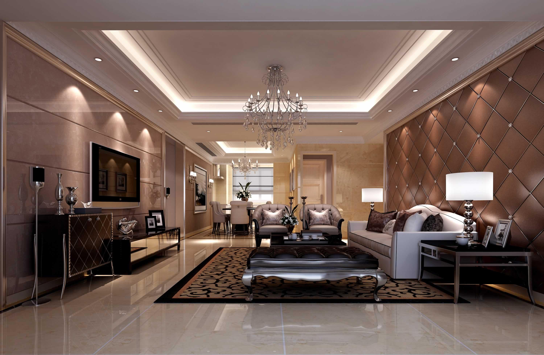 欧式风格豪华客厅地毯