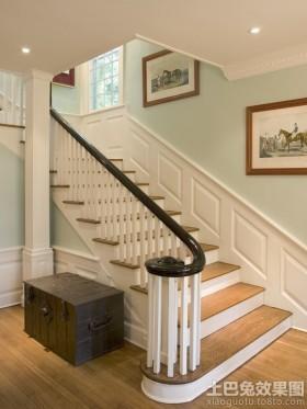 楼梯扶手设计图片大全