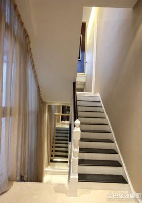 别墅楼梯设计图片大全