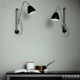 室内墙壁灯图片