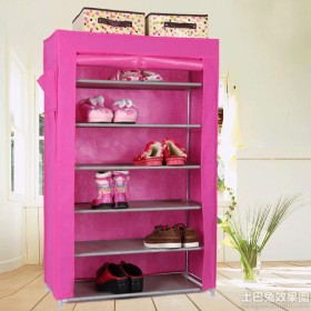 无纺布鞋柜