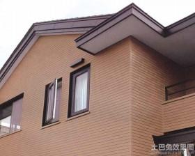 别墅房屋外墙装修效果图