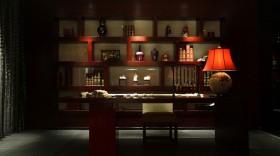 书房装修风格与家具选购有着相同的概念