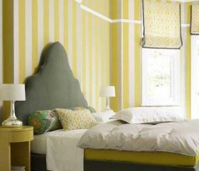 欧式装修的特点98平米13万打造卧室背景墙装修效果图