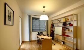 家装整体书房装修效果图