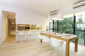 三居室餐厅装修设计效果图2015 低调浪漫
