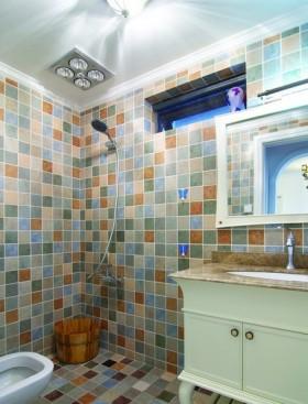 卫生间陶瓷马赛克贴图
