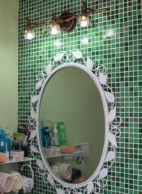 家居镜前灯效果图片