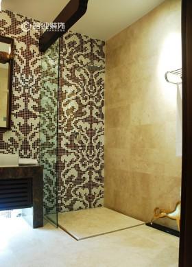 浴室陶瓷马赛克拼花贴图