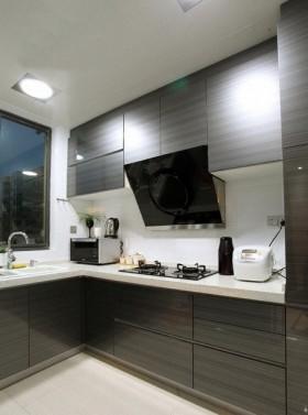 现代小厨房用具图片