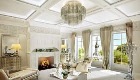 现代风格高档家庭装修