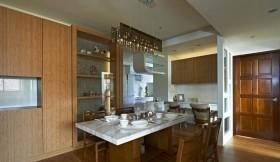 家具实木餐厅储物柜图片