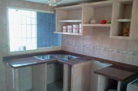 家装水泥橱柜图片
