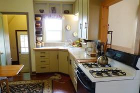 小户型开放式厨房用具设计