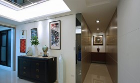 日式家装室内玄关图片大全