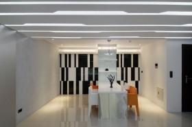 简约风格创意餐厅室内装修图片