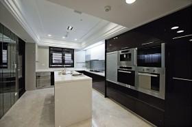 现代古典厨房效果图大全