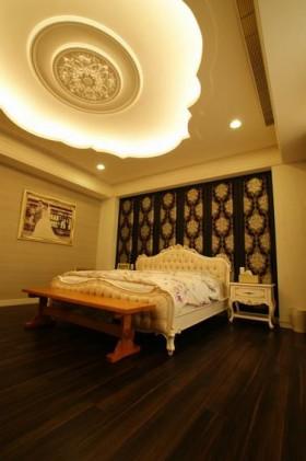 欧式时尚卧室装修