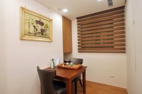 现代中式风格茶室装修效果图