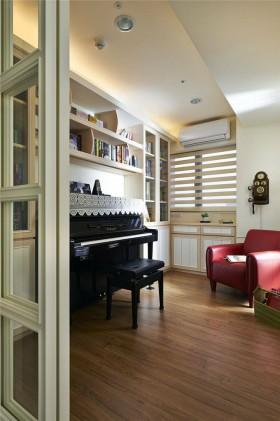 最新现代简约书房设计效果图片欣赏