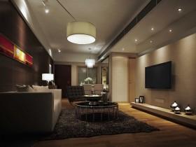 简约二居室客厅装饰图片欣赏