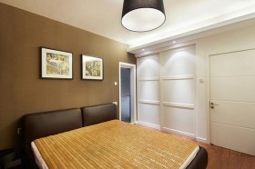 6万半包三室两厅 简约时尚 三居室装修,富裕型装修