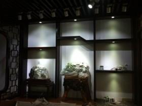 陶瓷展厅设计装修