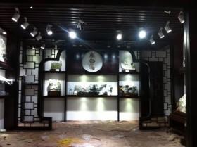 陶瓷展厅装修设计风格