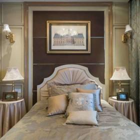 欧式风格唯美雅致卧室装修
