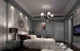 华丽典雅新古典卧室装修设计