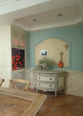家庭装修鱼缸造景图片
