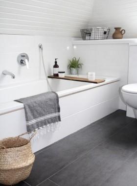 北欧卫生间洁具浴室