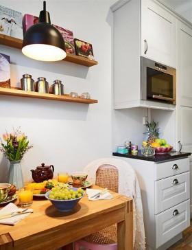 厨房餐桌搁架设计图