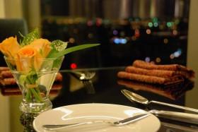 上海名美兴荣豪廷酒店餐具图片
