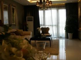 欧式风格客厅装修设计图片