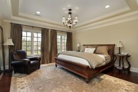 欧式风格卧室装修设计图片