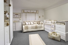 儿童卧室装饰设计图片