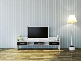 电视柜与电视图片