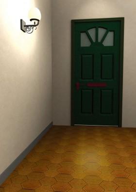 室內門與地板圖片素材圖片